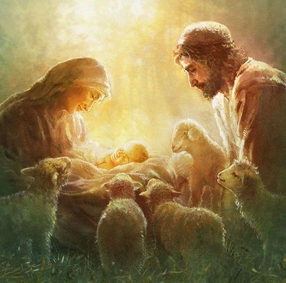 Nativity ~ By unknown artist