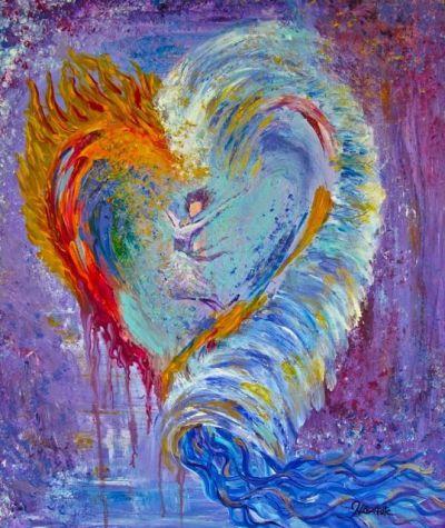 Heart by Janice VanCronkhite