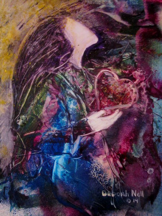 mystic heart by deborah nell