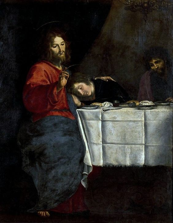 Jesus and the beloved disciple2