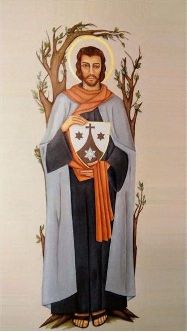 Saint Joseph patron saint of the order of carmelites