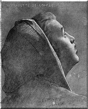 Bernadette de Lourdes