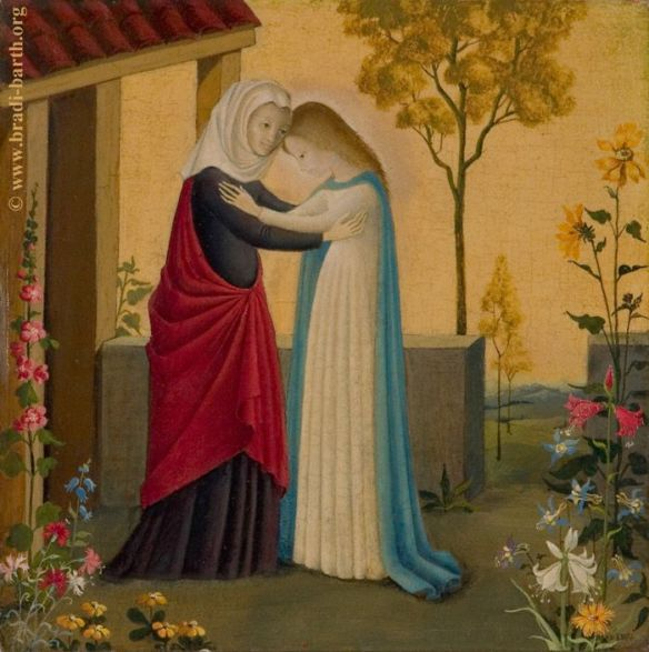 The Visitation by Bradi Barth