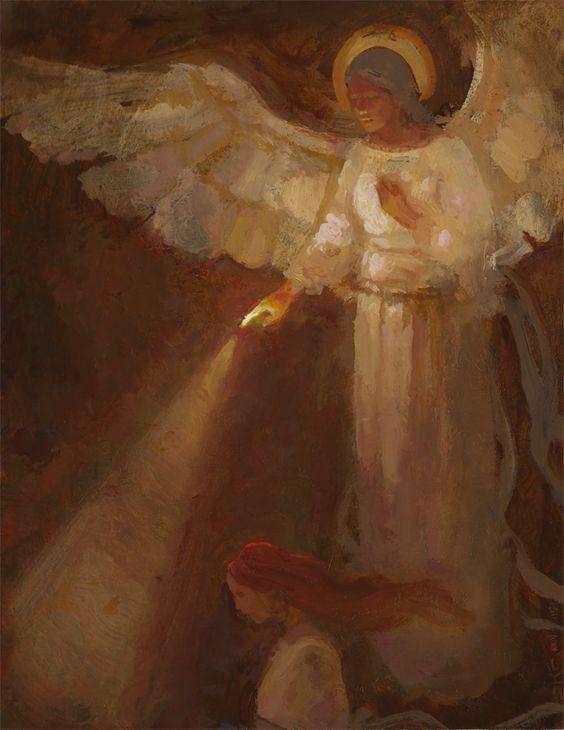 angel show me the way
