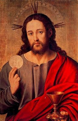 Jesus and the Holy Eucharist