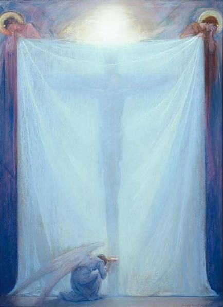 Christ art by arild rosenkrantz
