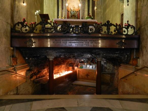 Grotto of St Elijah