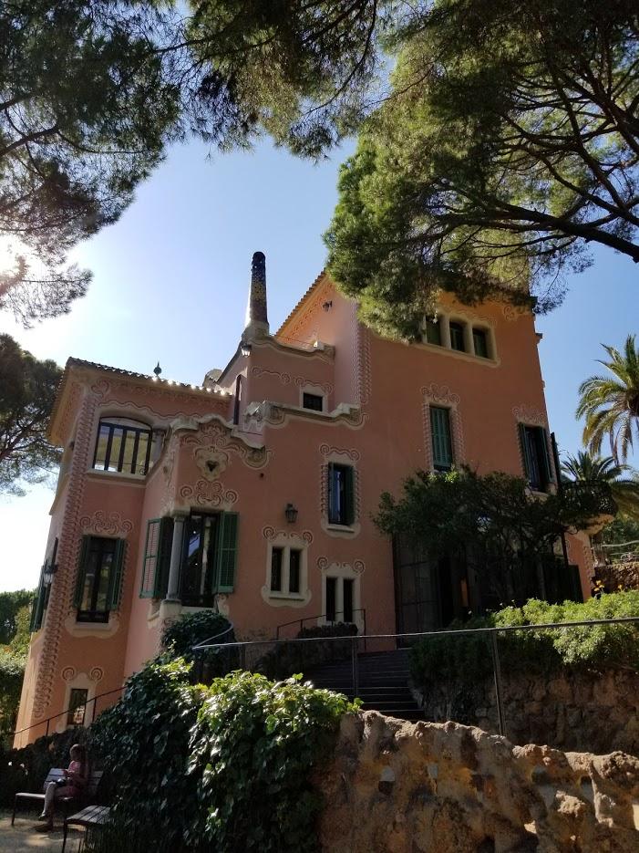 Barcelona 2018 casa Gaudi best shot