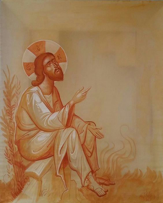 Jesus by george kordis