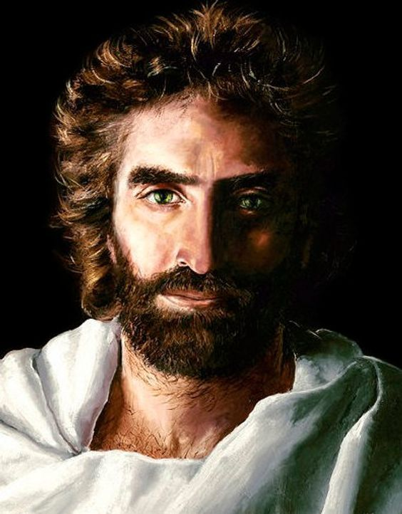 Jesus prince of Peace by Akiane