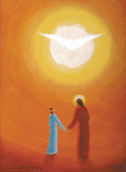 Jesus love by ladislav zaborsky2