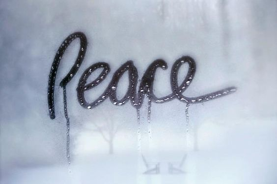 Peace winter