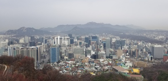 Korea views