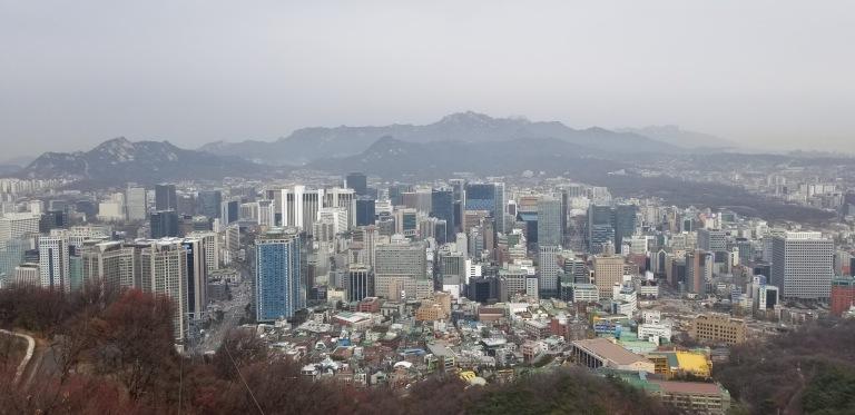 Korea views