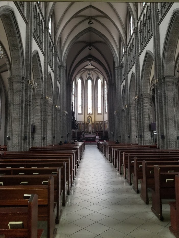 Korean Cathedral 3