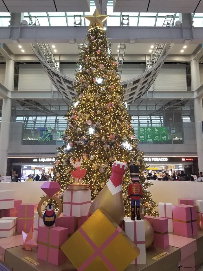 Korean Inchon airport