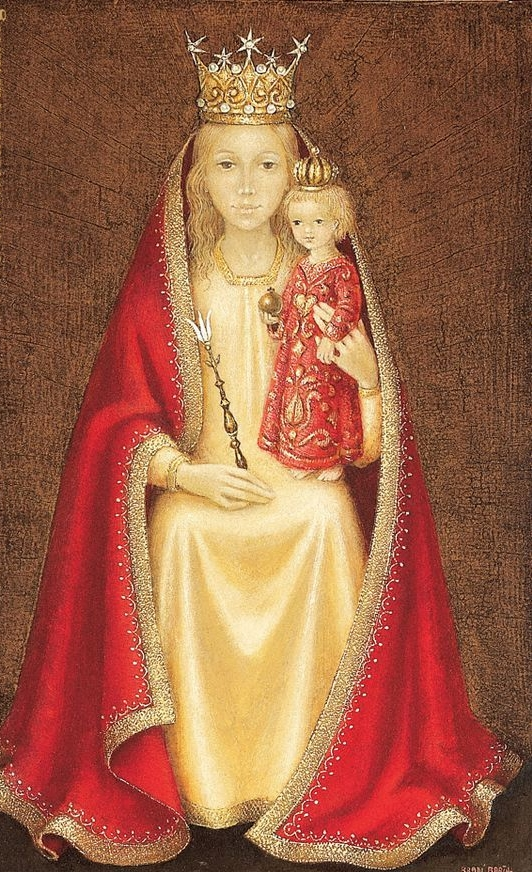 Virgin Mary and Baby Jesus Solemnity of the Mother of God