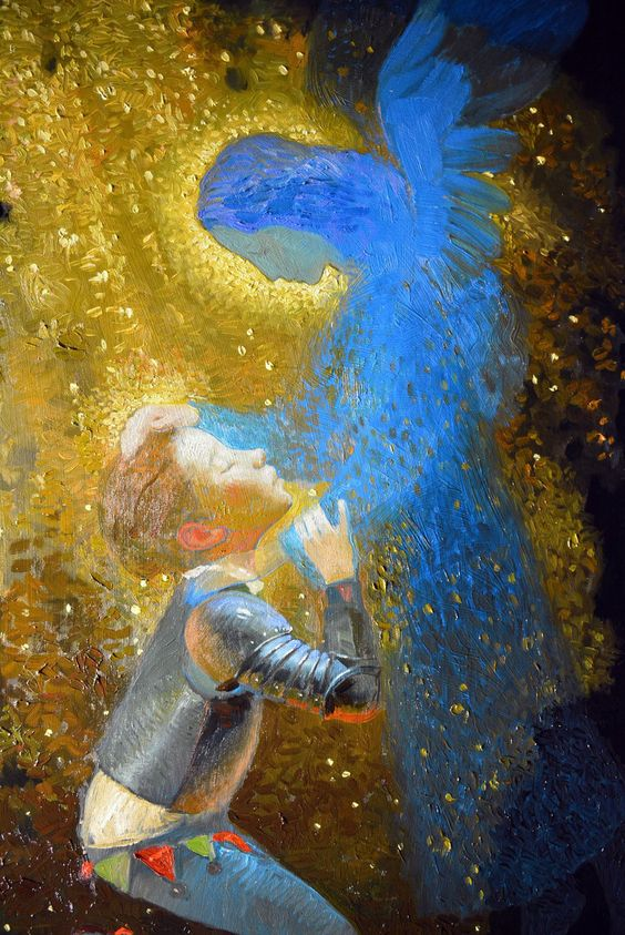 angel art by victor nizovtsev 3