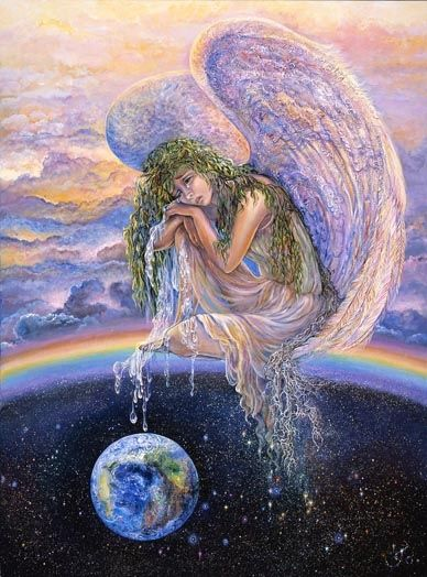 angel tears by josephine wall