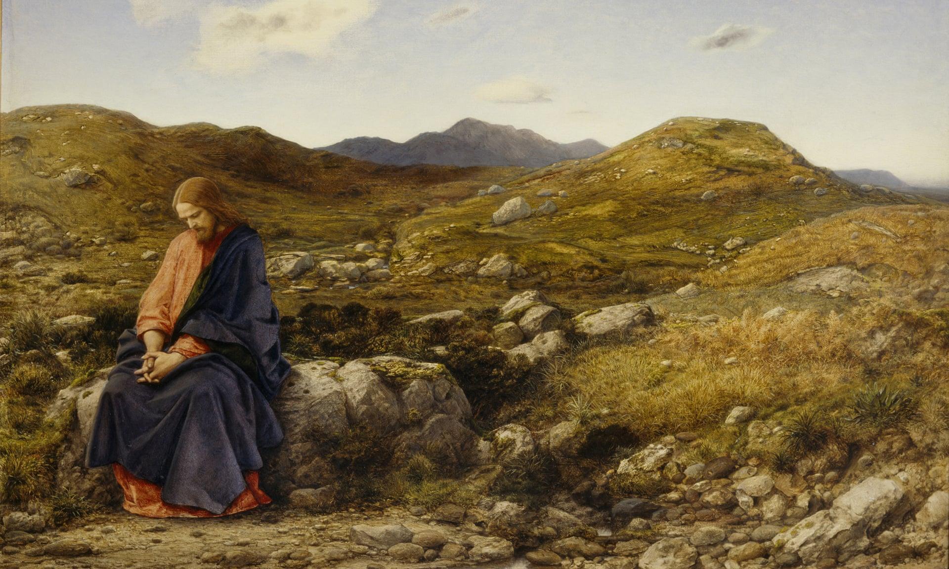 Christ man of sorrows