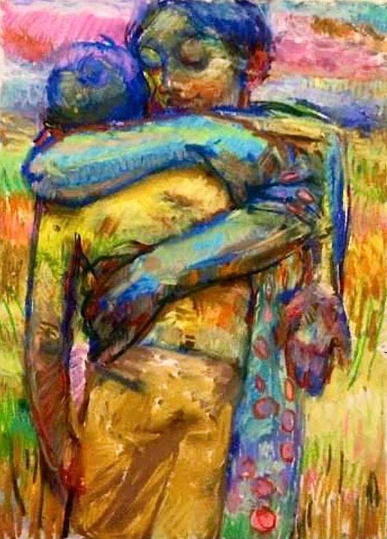 Forgiveness art by Charlie Mackesy