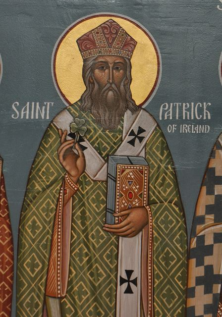 Saint Patrick of Ireland