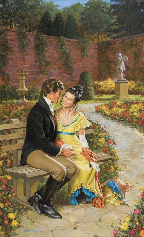 couple in love art by robert berran