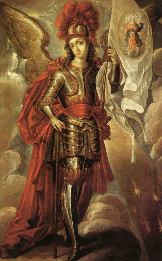 Saint Michael unknown artist