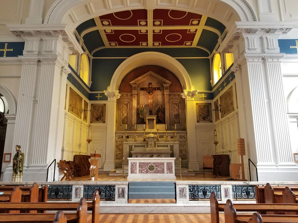 EDI saint patrick church