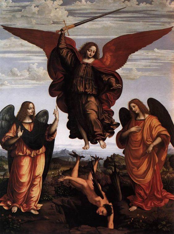 three archangels 2