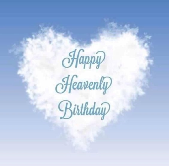 heavenly birthday
