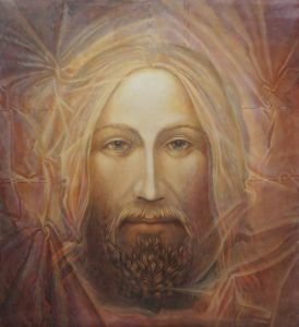 Radiant Christ by anne chapin