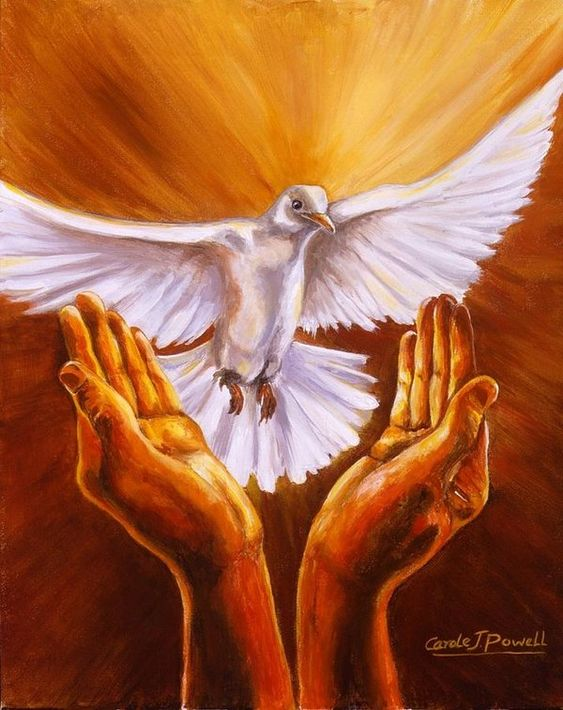 Holy Spirit by carolle powell